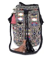 Festival time bucket bag