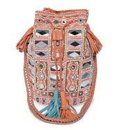 Eclectic mirror holiday bag