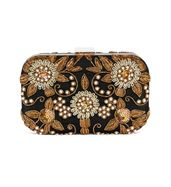 Black Bizaara clutch