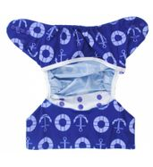 Diaper Cover - Anchors