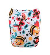 Pocket Diaper - Bee