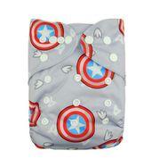 Diaper Cover - Captain America