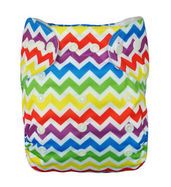 Diaper Cover - Chevron