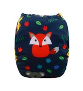Pocket Diaper - Evil Fox