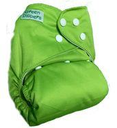 Pocket Diaper - Green