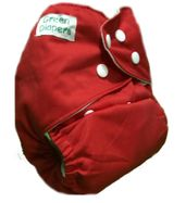 Pocket Diaper - Red