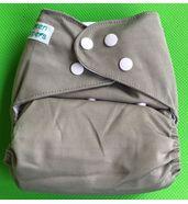 Pocket Diaper - Grey
