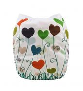 Pocket Diaper - Garden of Love