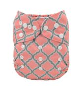 Pocket Diaper - Mauve