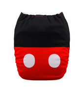 Pocket Diaper - Mickey