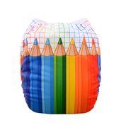Pocket Diaper -Pencils