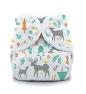 Thirsties Duo Wrap - Woodland
