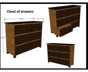 Stoneb-Chest of Drawers