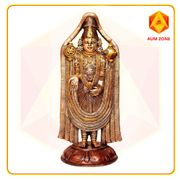 Balaji in Brass