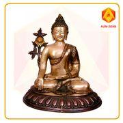 Buddha in Brass
