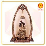 Krishna  in Brass