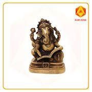Ganesha Murti in Bronze