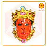 Hanuman in Orange
