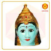 Ashta Lakshmi in Cyan (Blue)