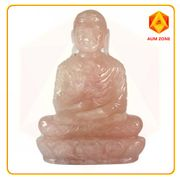 Rose Quartz Full Buddha