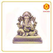 Ganesha Murti in Stone
