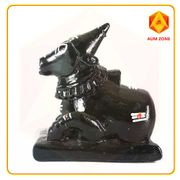 Nandi in Stone (Big) 8 Inches Height