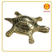 Brass tortoise