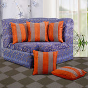 Stripe Cushion Cover(Pack Of 5)(More Color)