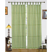 Cotton Owl Printed Curtain Set (Pack of 2 Pcs)by Dekor World