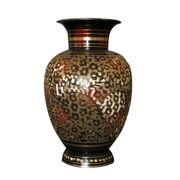 Hand Crafted Flower Vase  1 Pc by Dekor World