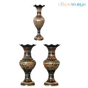 Dekor World Hand Crafted Flower Vase 1 Pc