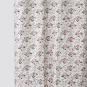 Multi Flower Cotton Fabric by Dekor World