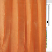 Gold Dot Orange Cotton Fabric by Dekor World  (MORE COLOR)