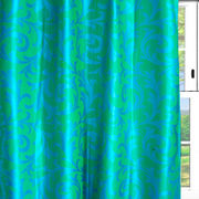 Altra Sea Green  Fabric by Dekor World  (MORE COLOR)