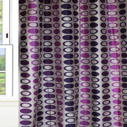 Dot Purple  Fabric by Dekor World  (MORE COLOR)