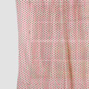 Polka Dot Red Cotton  Fabric by Dekor World  (MORE COLOR)