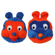 Dekor World Colorful Monkey Pillow (Pack of 2 Pcs) (More Colour)