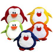 Dekor World Multi Color Penguin Set (Pack of 5)