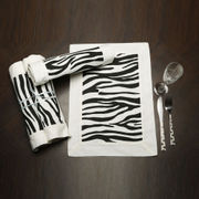 Animal Printed Place Mat (Pack of 6) by Dekor World
