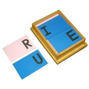 Sandpaper Letters Capital