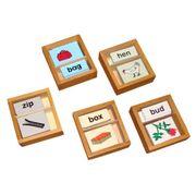 Vowel Boxes Print (2 Part Cards)