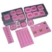 Reading Kit 1: Complete Pink Set