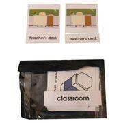 3 Part Nomenclature Cards: Classroom