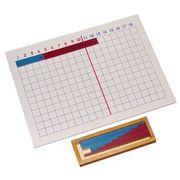 Addition Strip Board incl Strip Tray