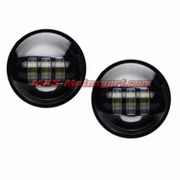 MXSORL121 Cree Led Fog Lights For Harley Davidson Work Driving Daymaker Lamp