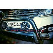 MXSORL125 Cree LED light Fog Lamp 7' Toyota Fortuner SUV Off Road light