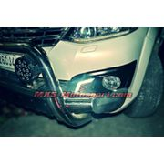 MXS2227 LED Fog Lamps Day Time running Light Toyota Fortuner