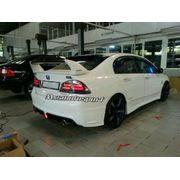 MXSTL13 LED Tail Lights Honda Civic BMW Style