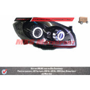 MXSHL201 Projector Headlights Fiat Linea