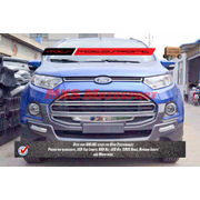 MXS2230 Front and Rear Diffuser Ford Ecosport
